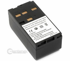 Hi-Capacity Battery for Leica dna10 TPS-300 GEB111 GEB121 LCA667318 TPS-700 NiMH