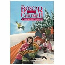 The Boxcar Children Mysteries: The Mystery of the Stolen Snowboard #134 by...