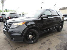 Ford: Explorer Police 4WD