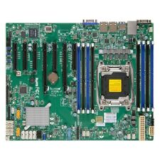 Supermicro X10srl-f Server Motherboard - Intel C612 Chipset - Socket R3