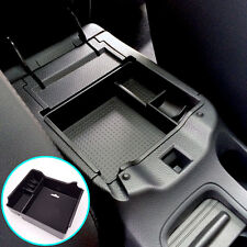 FIT FOR 13-16 NISSAN SENTRA PULSAR ARMREST STORAGE BOX CENTER CONSOLE TRAY BIN