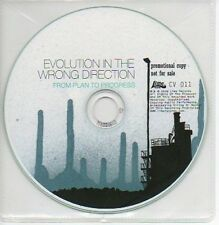 (339A) Evolution in the Wrong Direction, From Pl- DJ CD