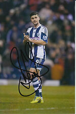 WEST BROM HAND SIGNED SHANE LONG 6X4 PHOTO 3.