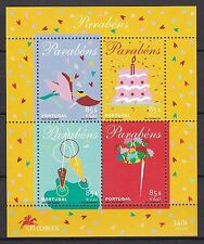 Portugal postfrisch 2001   MiNr. Block 169