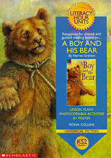 A Boy and His Bear KS2 (Literacy Hour Units), Collins, Fiona, New Book