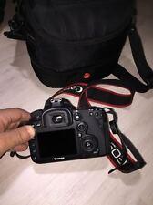 Canon EOS 7D Mark II 20.2MP Digitalkamera - Schwarz nur Gehäuse
