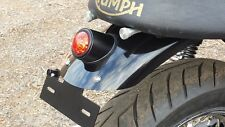 TRIUMPH  BONNIEVILLE - REAR FENDER & LIGHT