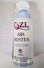 1 10OZ CAN ZL COMPUTERS CANNED AIR COMPRESSED AIR DUSTER WITH STRAW