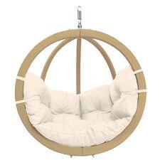 Amazonas Globo chair natur Luxus Hängesofa - super bequem