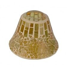 WoodWick Golden Sands Candle Light Shade For Scented Candle Jars Yankee Candles