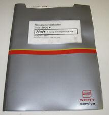 Werkstatthandbuch Seat Inca 5 Gang Schalt Getriebe 02K Schaltgetriebe ab 2000!