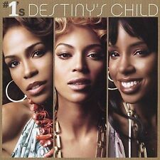 #1's by Destiny's Child (CD, Oct-2005, Sony Music Distribution (USA))