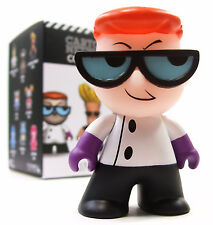 "Titans CARTOON NETWORK COLLECTION - DEXTER Dexter's Laboratory 3"" Vinyl Figure"