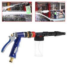 Car Washer Water Foam Gun Car Cleaning Washing Soap Shampoo Sprayer