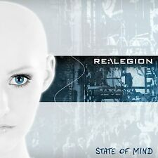 Re-LEGIONE State of Mind CD 2010