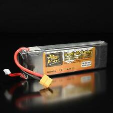 ZOP Power 14.8V 4000mAh 4S 60C XT60 plug Lipo Battery For RC Helicopter Toy