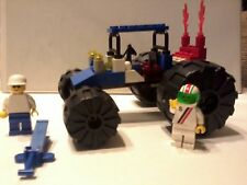 Lego Monster Racer~Specialty Parts~2 Figures-Rolls,Gears & Engine,Flames $12 OFF