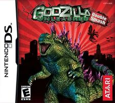 Godzilla: Unleashed Double Smash - Nintendo DS Game - Game Only