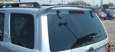 PRIMER -UNPAINTED FORD ESCAPE 2008 2009 2010 2011 2012 ABS REAR SPOILER WING NEW