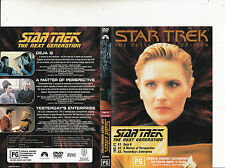 Star Trek:The Next Generation-[TNG 21]-1987/64-TV Series USA-3 Episodes-DVD