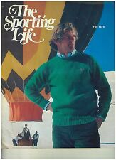 Fall 1979 The Sporting Life Catalog - M&W Outdoor Fashions