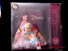 MATTEL AFRICAN AMERICAN BARBIE GENERATIONS OF DREAMS ADULT COLLECTION W/ GIFT