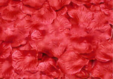 100/1000pcs Silk Rose Flower Petals Wedding Party Table Confetti Decorations ABC
