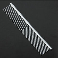 Durable Trimmer Grooming Steel Brush Comb Hair Shedding Flea For Pet Cat Dog New