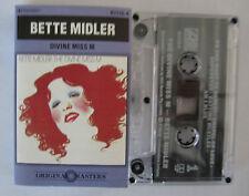 BETTE MIDLER DIVINE MISS M CASSETTE TAPE