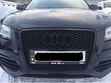 Audi A3 S3 rs3 Grill 2008-2012 Gloss Black Edition Black Rings AUDI RS3 GRILLE