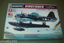 LINDBERG    CURTISS OS2U KINGFISHER   1:72 scale  kit