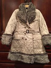 Burberry Children Girl Coat Size 10