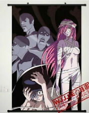 Japan Home Decor Poster Wall Scroll Anime painting  Elfen Lied Lucy Cosplay
