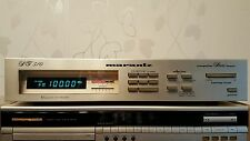 MARANTZ ST510 COMPUTER STEREO TUNER TOP ZUSTAND IN GOLD CHAMPAGNER !!! ST 510
