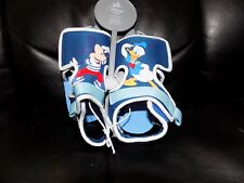 Disney Store Baby Mickey & Donald Sandals Size 12/18 Months NEW LAST ONE