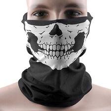 Cráneo Pasamontañas Máscara Bandana Cuello Paintball Esquí Capucha Motocicleta