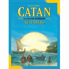 Catan Seafarers 5-6 Player Extension 2015 Refresh Brand New