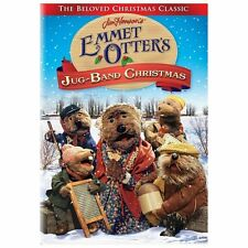 Emmet Otter's Jug-Band Christmas (DVD, 2013) WORLD SHIP AVAIL!