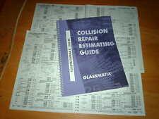 OEM part number guide  Toyota Carina E 1992 - 98 Saloon Liftback and estate