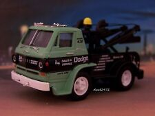 1966 66 DODGE L600 TOW TRUCK 1/64 SCALE COLLECTIBLE MOPAR MODEL - DIORAMA
