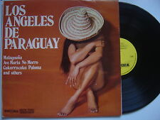LOS ANGELES DE PARAGUAY UK LP WIND MILL 1972*SEXY COVER*
