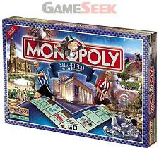 SHEFFIELD MONOPOLY - GAMES/PUZZLES BOARD GAMES BRAND NEW FREE DELIVERY