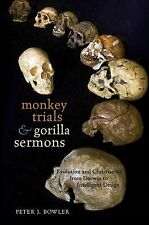 Monkey Trials and Gorilla Sermons: Evolution and Christianity from Dar-ExLibrary
