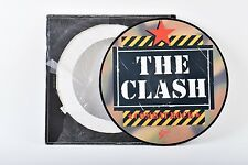 The Clash – Combat Rock - Limited Edition Promo Vinyl LP Picture Disc