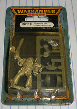 40k Rare oop Vintage Metal Space Marine Legion of the Damned LOTD Sergeant NIB