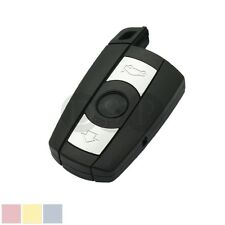 Remote Shell fit for BMW 1 3 5 6 Series Smart Key Shell Fob 3 Button X5 X6 M5 M6