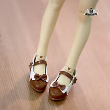 1/4 BJD Shoes MSD Dollfie DREAM DOD SOOM LUTS AOD DZ Shoes Bow Lolita Shoes 0508