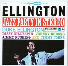CD Duke ELLINGTON Jazz Party in Stereo, - MINI LP - 8-TRACK CARD SLEEVE -