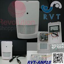 Spy Telecamera Nascosta in Sensore Allarme PIR con Infrarosso Qualità Ottima