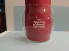 New Coleman Small Bulge Globe for 200, 202, 242, 243, 247, 249 Coleman Lanterns